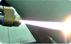 Roller Plasma Coating
